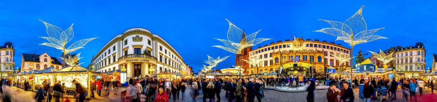 Christmas Market Cruises from Small Ship Travel